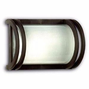 Aplique Tortuga Exterior Con Lámpara De Led 9.5w Incluída