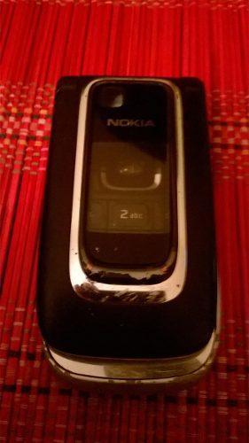 Carcasa Nokia 6131 Con 1 Tapa Extra Usada