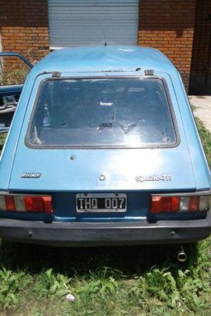 Fiat 147 Spazio modelo 89'