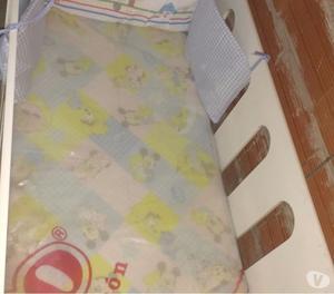 Vendo cuna con colchón nuevo sin uso su consulta no molesta