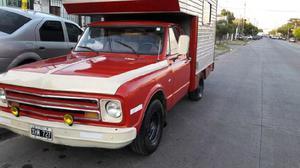 Chevrolet mod 67 tipo casa rodante