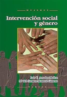 E Book Libro Intervención Social Y Género Autores: V.
