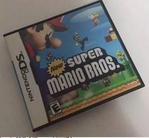 Juegos Nintendo Ds Originales!!