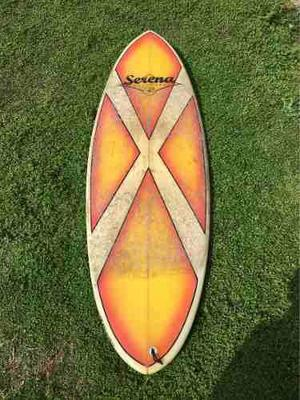 Tabla De Surf - Egg 5'8 Serena Surfboards
