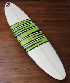 Tabla De Surf Funboard Nuev 7,3 Ideal Principiantes +quillas