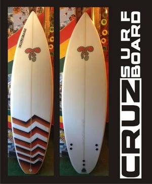 Tablas De Surf Cruz Surfboard 5.8