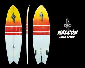 Tablas De Surf Eps - Dica Surfboards