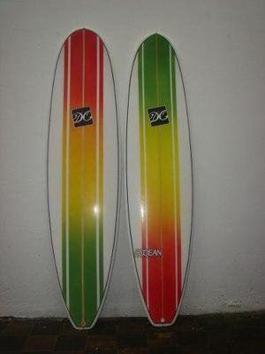 Tablas De Surf Funboards D-ocean Surfboards