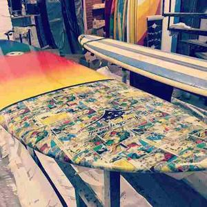Tablas De Surf Jah Ras Surfboards