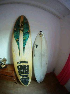 Tablas De Surf X 2. 7'9 Y 6'2