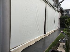 Chapas laminas traslucidas para toldos de aluminio posot - Toldos para exterior ...