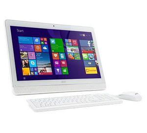 Acer All In One Az1-611-ac02 8gb Ram Impecable Lista P/usar!