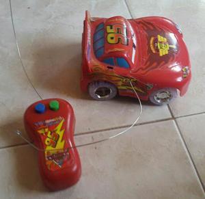 Cars. Auto Control Remoto Con Música Y Sonidos. $200