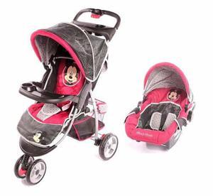 Coche Cuna Bebe Disney Huevito Butaca Baby Shopping Oferta