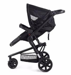 Coche Travel System Glee! A08ts Asiento Desmontable 4 Rueda