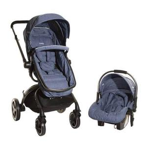 Coche Travel System - Kiddy - Spin 360