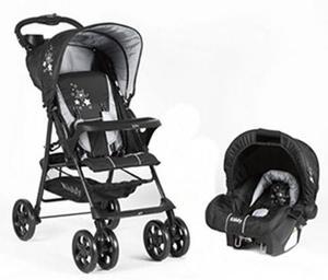 Cochecito C15 Kiddy Travel System Huevito Babymovil