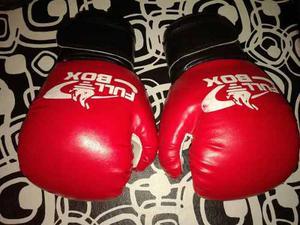 Guantes De Boxeo - Nuevos Full Box