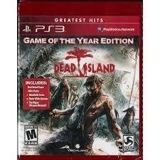 Juego Ps3 Dead Island Game Of The Year Edition Cerrado