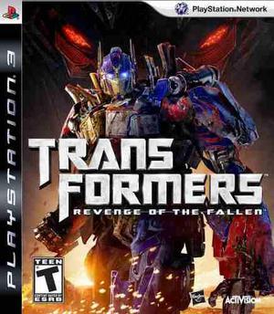 Juego Ps3 - Transformers Revenge Of The Fallen - Fisico