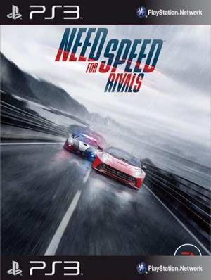 Need For Speed Rivals Ps3 | Oferton ! | Mg16