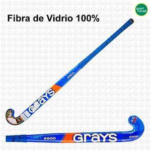 Palo De Hockey Grays Gx 2500 37,5'' Fibra Vidrio Original