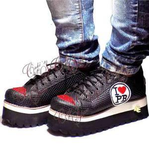 Zapatillas De Mujer Plataforma Nueva Temporada Cokis Shoes