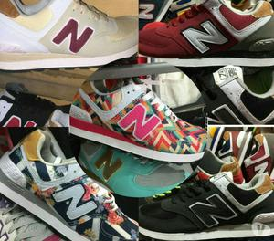 Zapatillas New balance y Air max