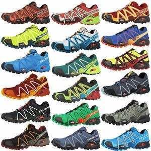 Zapatillas Salomon Speedcross3 Hombre Y Mujer - Envio Gratis