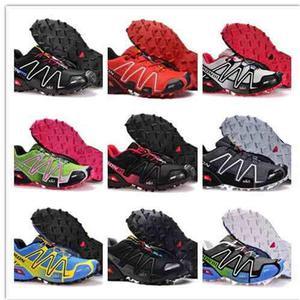 Zapatillas Salomon Speedcross3 Trekking Hombre Y Mujer