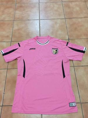 Camiseta Del Palermo De Italia!!! Subasta