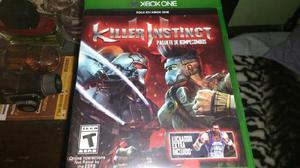 Vdo killer instinct xbox one impecable