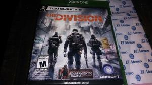 Vdo the division xbox one impecable