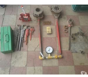 Vendo herramientas para gasista Llaves bahco