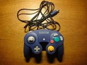 Joystick Gamecube Índigo Original De Nintendo