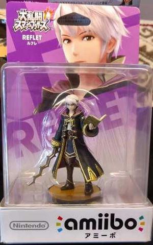 Amiibo Robin, Nuevo, Original Y Sellado. Wii U / 3ds
