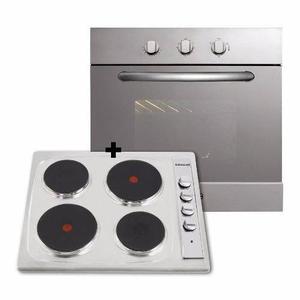 Combo Cocina Anafe + Horno Domec Electrico