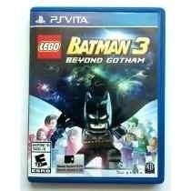 Lego Batman 3 Ps Vita Nuevo Sellado Palermo