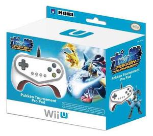 Pokken Tournament Pro Controller Nuevo Nintendo Wii U Dakmor