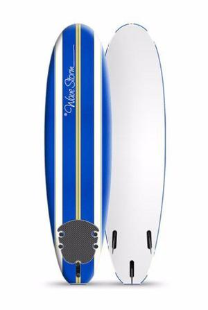 TABLA DE SURF FUNBOARD 7' WAVESTORM SOFT SOFTBOARD IDEAL