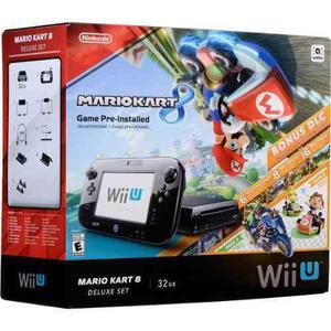 Wii U Mario Kart 8 Deluxe / La Cueva Del Gaming Center