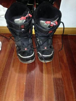 Botas De Snowboard Head