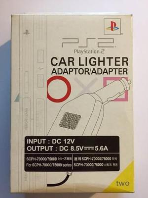 Cargador De Psp A 12 Volt, Jugar En El Auto Con La Play!!!
