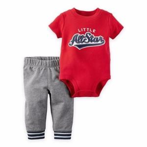 Carters Conjunto Set Navidad Just One You Bebés