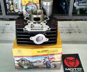 Cilindro Suzuki Ax 100 Con Piston Y Aros Sungo Motovergara