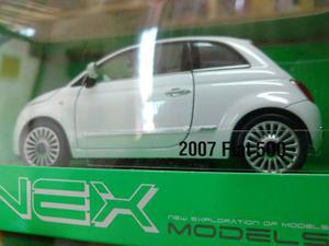 Auto De Colección Welly  Fiat