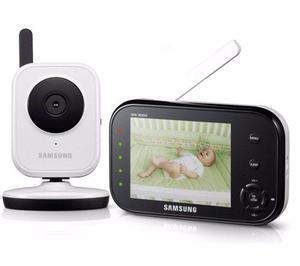 Baby Call Samsung 3036 Camara Wireless Infrarroja Lcd De 3.5
