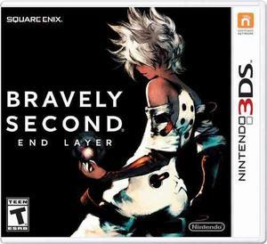 Bravely Second End Layer 3ds Nuevo Fisico Sellado Gamebox