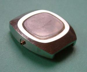 Caja De Acero Tapa Rosca Para Reloj Tressa