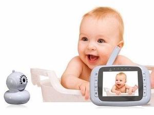 Camara De Bebe Baby Call Powrpack 2 Baterias Gran Alcance